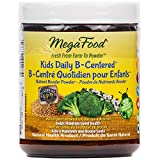 MegaFood - Kids Daily B-Centered Nutrient Booster Powder, Helps Maintain Good Health, 32.1 g
