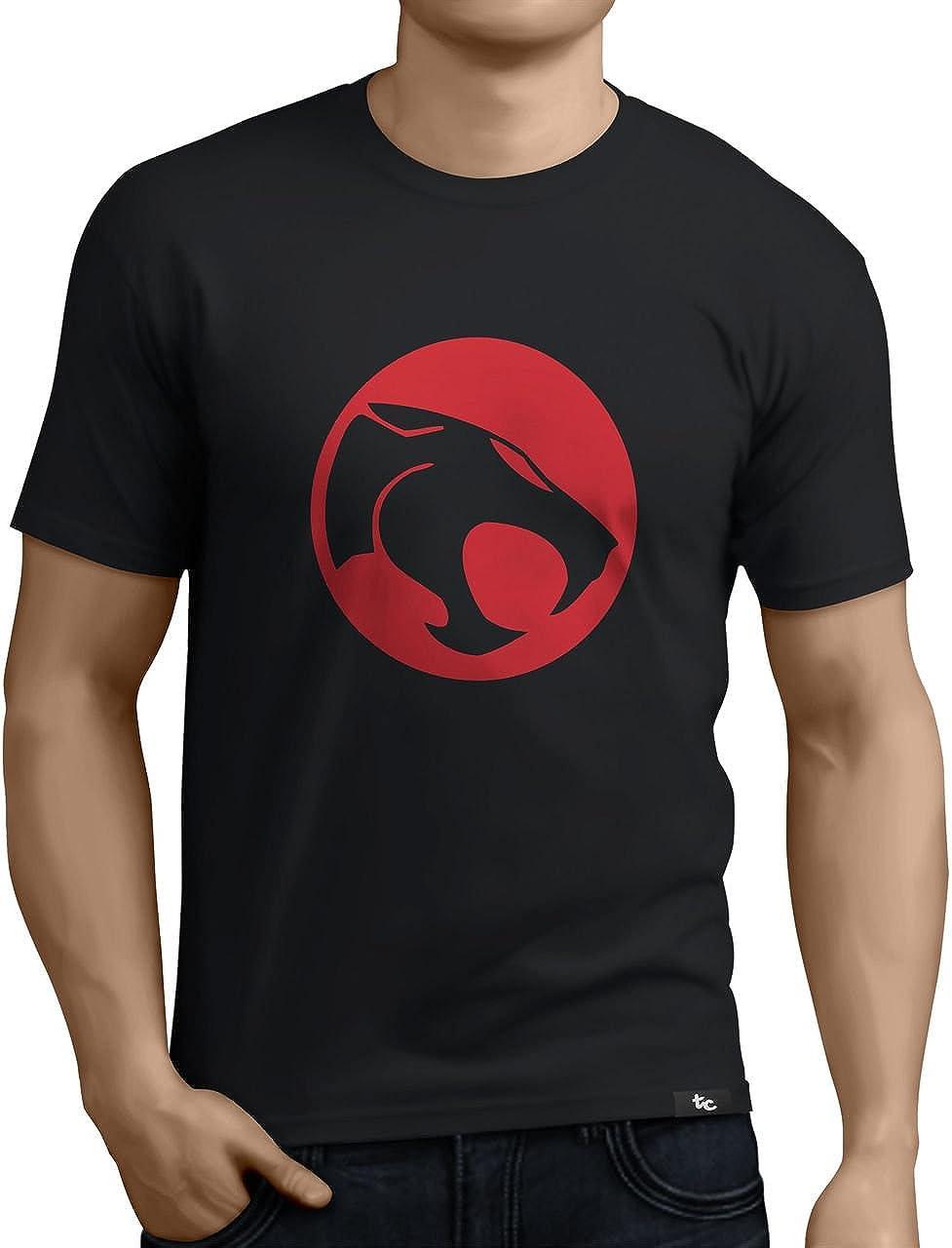 Tuning Camisetas - Camiseta Divertida para Hombre - Modelo Thundercats