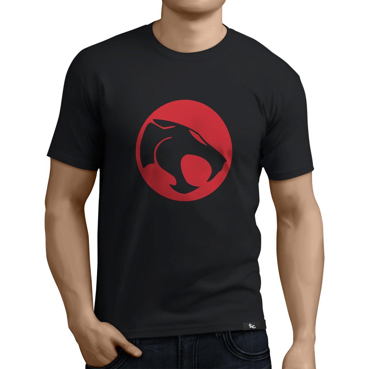Modelo Thundercats Tuning Camisetas Camiseta Divertida para Hombre