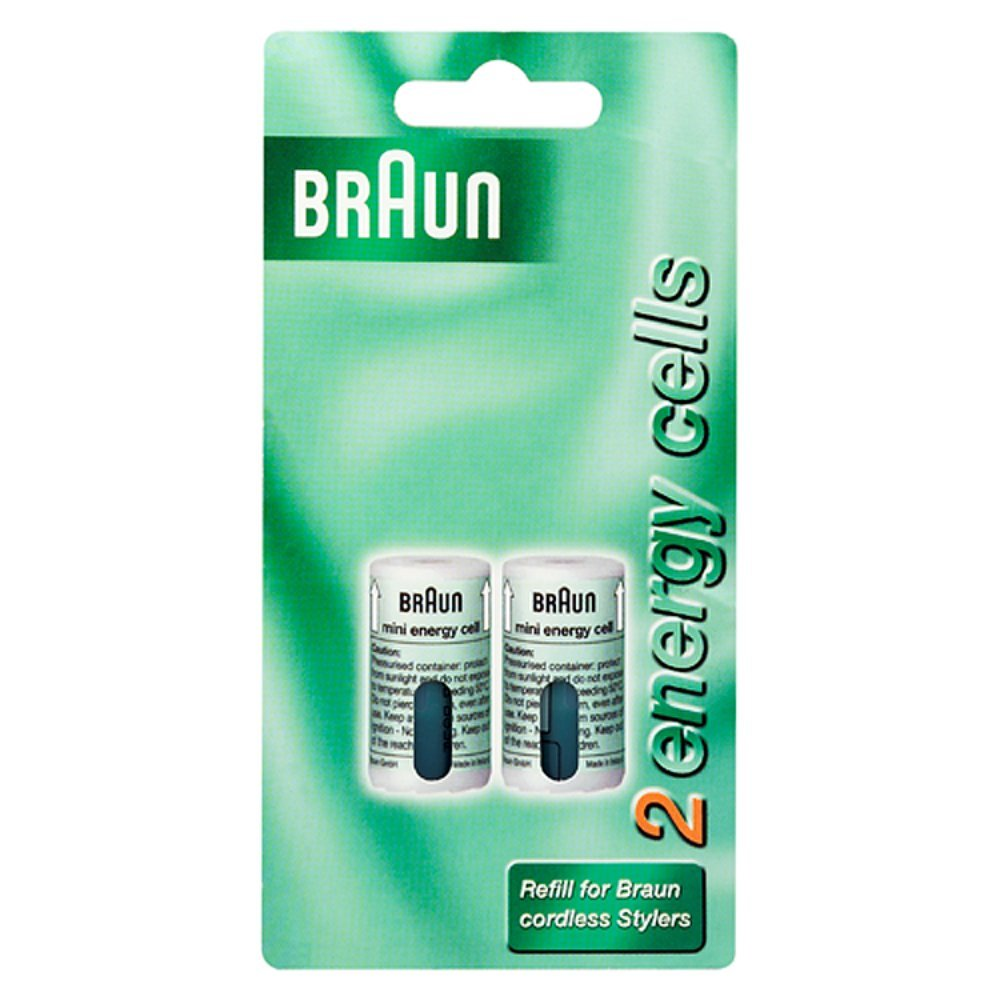 Braun CTS2 2-Pack Energy Cell