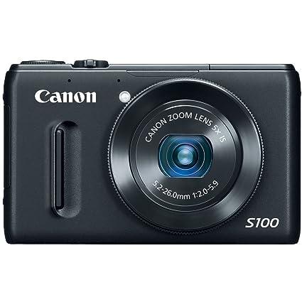 amazon com canon powershot s100 12 1 mp digital camera with 5x rh amazon com
