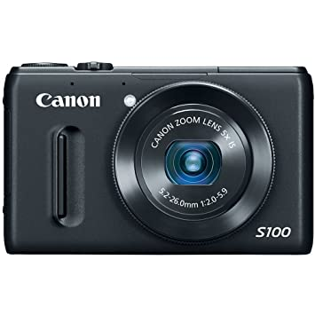 Review Canon PowerShot S100 12.1
