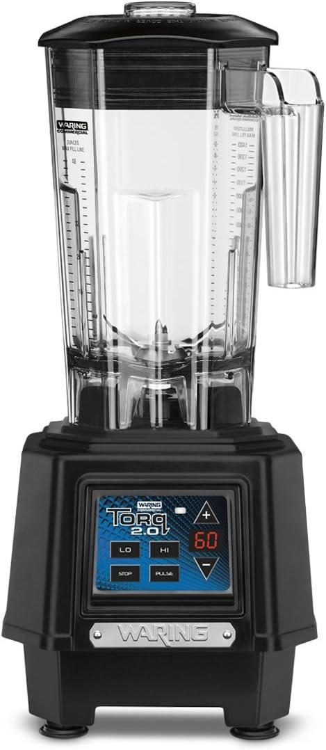 Waring Commercial TBB160 Blender, Black