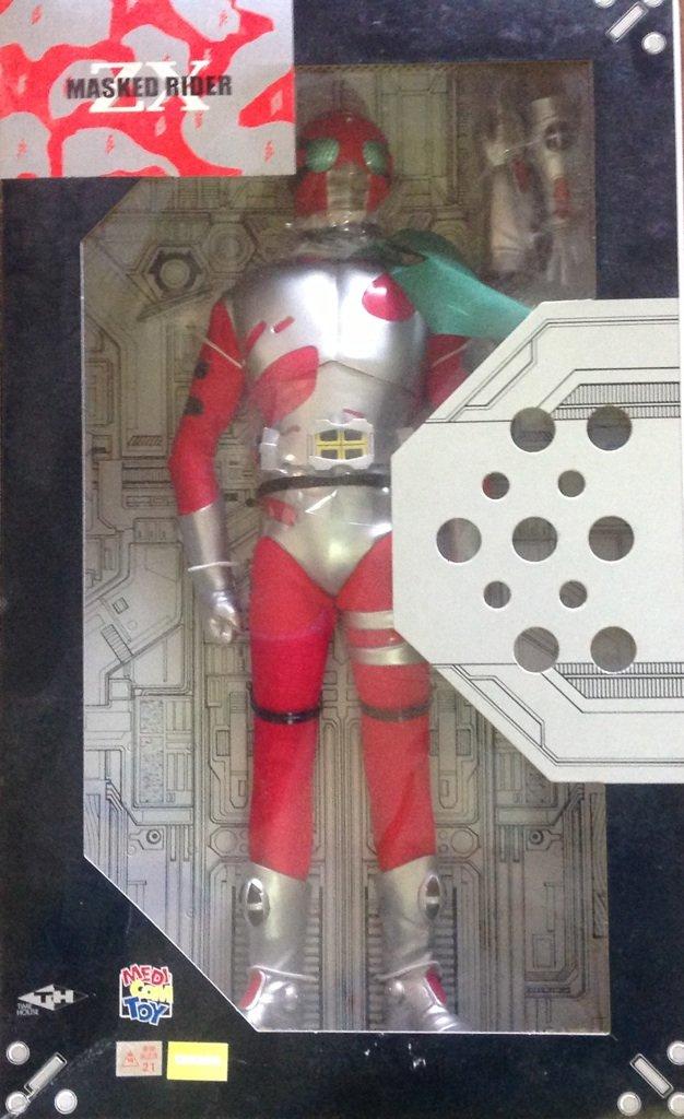 Real Action Helden Kamen Rider ZX (Zekurosu) 12-Zoll-Action-Figur (Japan-Import)