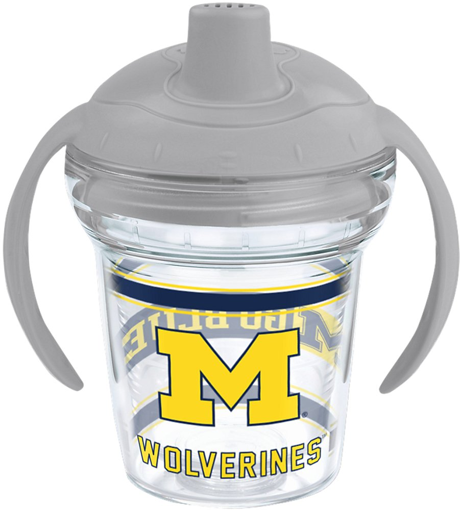 NCAAミシガン州立大学の6-oz。ラップSippy Cup One Size MICHIGAN-UNIV-SIP One Size なし B01689U8K8