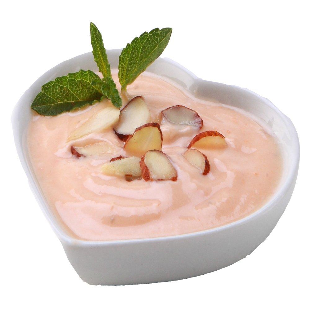 Mini Porcelain Dish - Square Appetizer Dish, Square Dessert Dish - 2.64 Inches - White 10ct Box - Restaurantware RWC0011