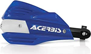 X-factor Handguards Blue Acerbis 2374190003 w// Universal Bar Mount Kit