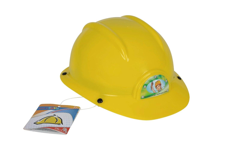 hard cap, industrial bump cap - childrens helmet in yellow Simba Toys 104164640