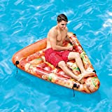 Intex Pizza Slice Inflatable Mat with Realistic Printing, 69