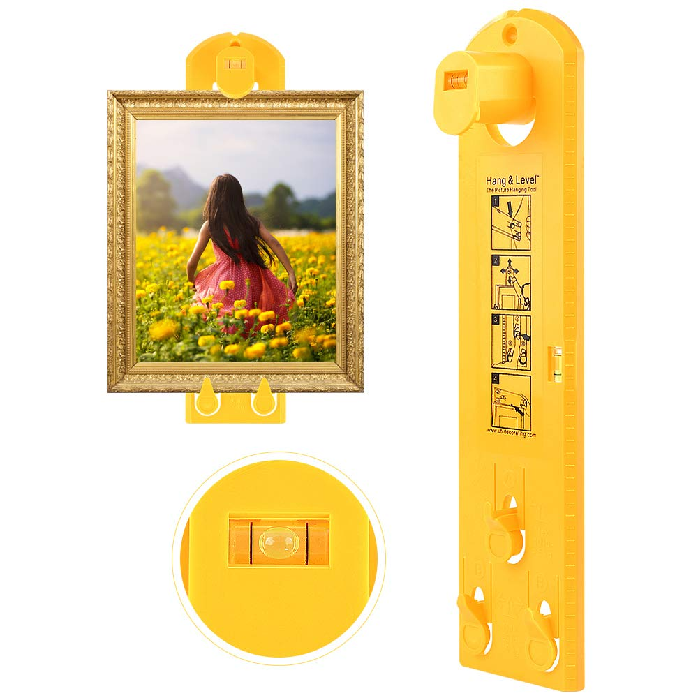 Picture Hanging Tool With Level Picture Hanging Tool For Marking