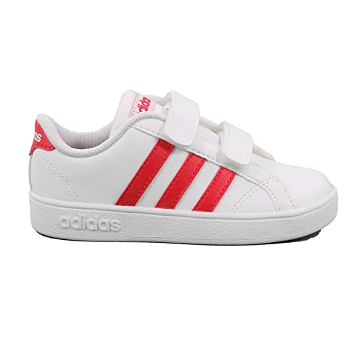 adidas F36238 Chaussures de Tennis Unisex Junior: MainApps