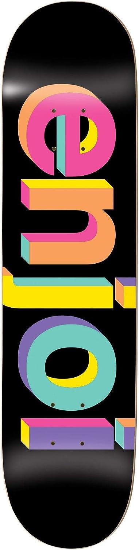 Enjoi Helvetica Neue Hyb 8 Inch Skateboard Deck