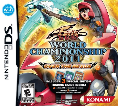 Yu-Gi-Oh! 5D's World Championship 2011 Over the Nexus - Nintendo DS by Konami