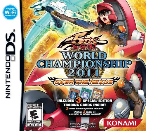 Yu-Gi-Oh! 5D's World Championship 2011 Over the Nexus - Nintendo - Stores Runners World