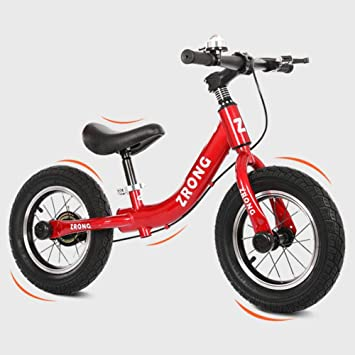XIAOME Niño Bicicleta Equilibrio Sin Pedal,Neumáticos de Aire ...