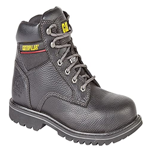 Caterpillar Electric Botas de seguridad, color Negro, talla 42 EU