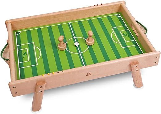 Futbolines Juego de fútbol Juguete de niña niño Máquina de fútbol para una Mesa