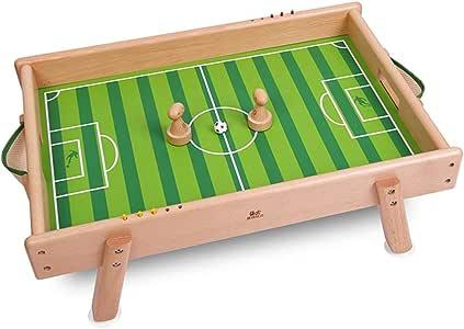 Futbolines Juego de fútbol Juguete de niña niño Máquina de fútbol para una Mesa pequeña Mesa de Juego de Mesa de fútbol de Seis plazas para el Escritorio del hogar Juguetes y