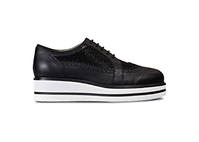 Sale Cheap Buy Cheap Wide Range Of Hogan Route H323 leather lace up shoes women's Casual Shoes in Sale 2018 Unisex OAD5b