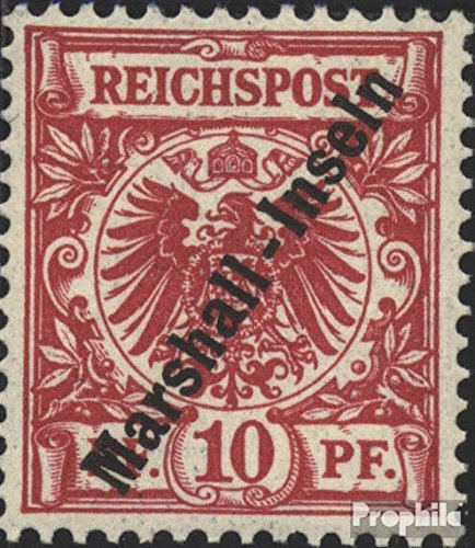 Marshall-Islands (German. Colonies.) 9a 1900 Print Edition (Stamps for Collectors) ()