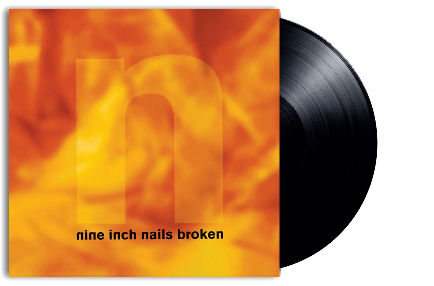 Nine Inch Nails - Broken [LP/7\
