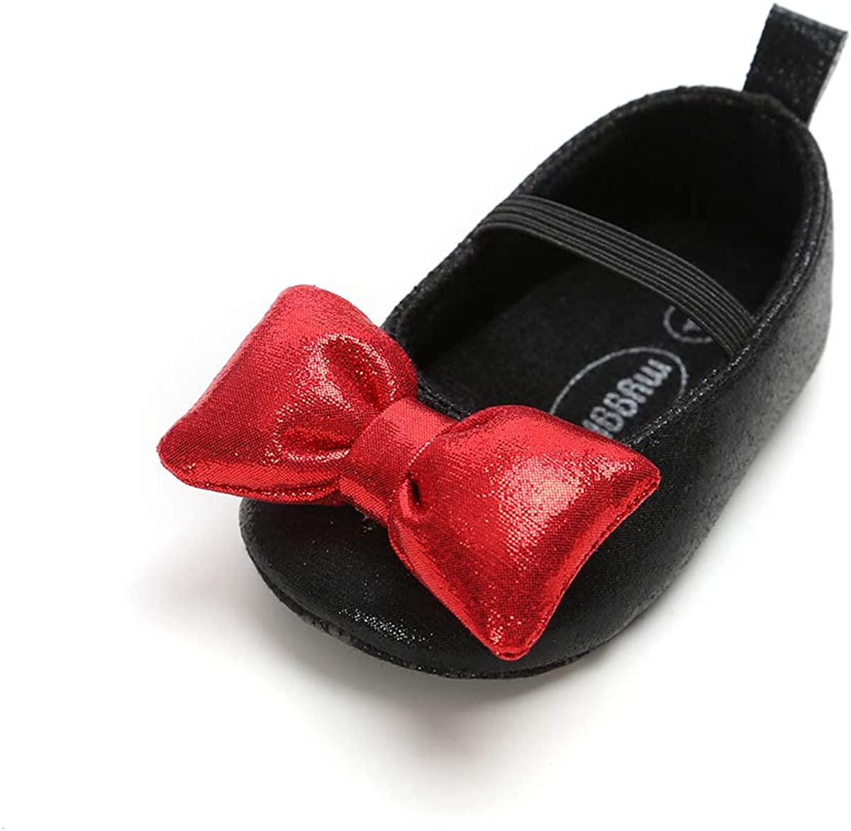 Baby Girls Ballet Flats Shoes Mary Janes Girl Princess Shoes Gift Birthday Shoes First Walkers