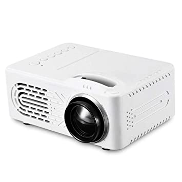 MachinYeser 1081P Multimedia portátil con Mini proyector LED para ...