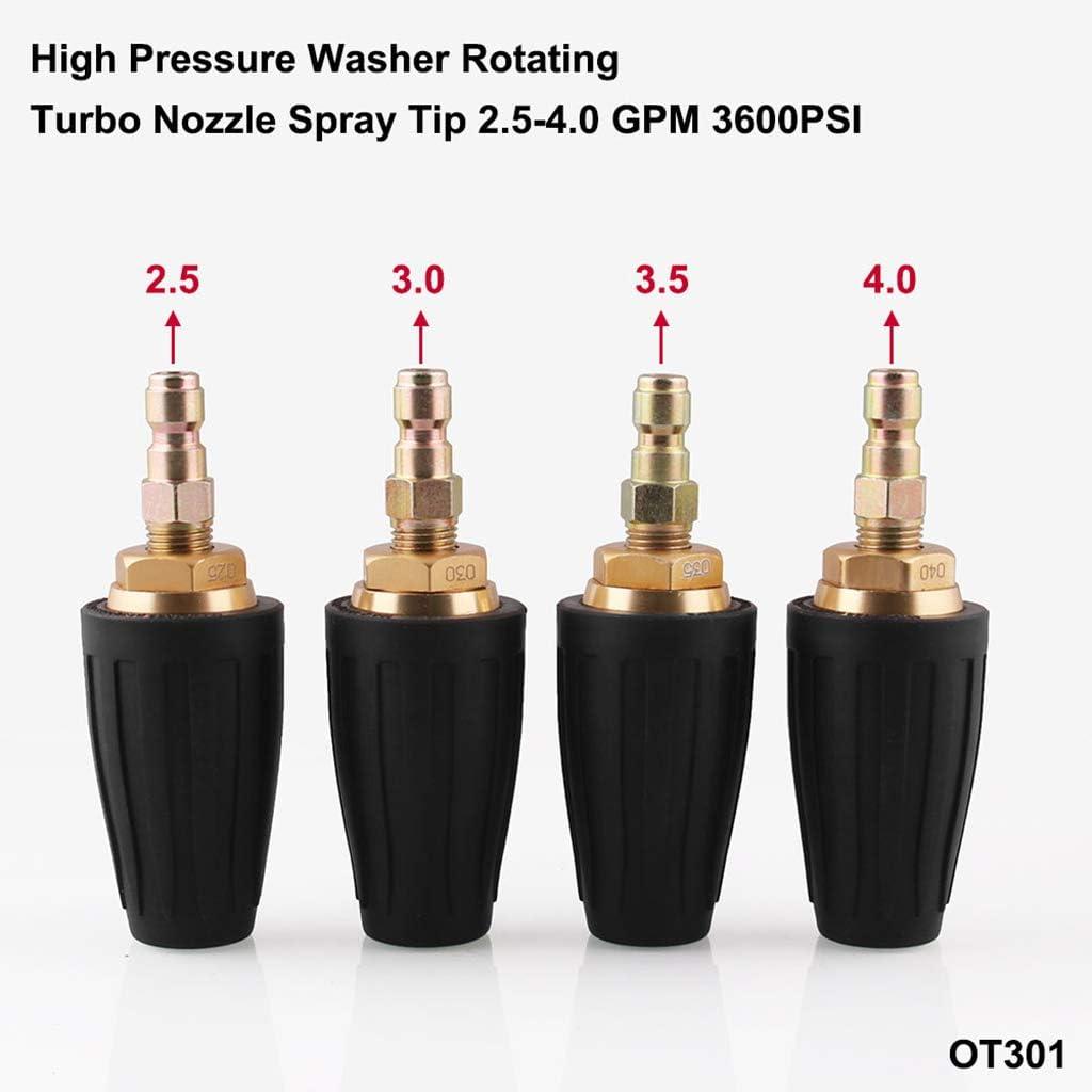 Düse 207 bar für Hochdruckreiniger Dreck Fräse Rotor Lavor® Turbo Düse max