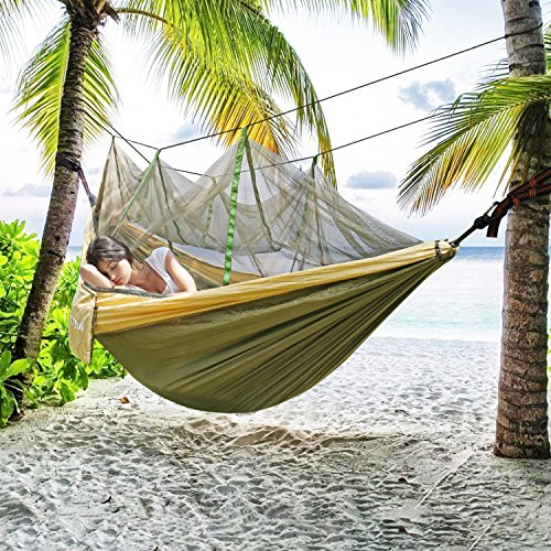 double camping hammock with mosquito   ezfull   660lbs bearing portable outdoor hammocks10ft hammock tree straps     camping hammock with mosquito   ezfull   660lbs bearing portable      rh   summerstore org
