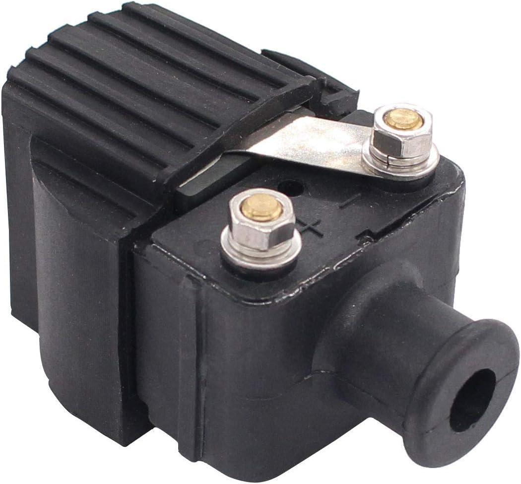 ApplianPar Ignition Coil for Mercury & Mariner 40 45 50 55 65 70 75 90 115 135 150 175 200 HP 339-832757A4 18-5186