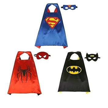 Bj Shop Superhelden Umhang Maske Superhelden Kostüm Kinder Die