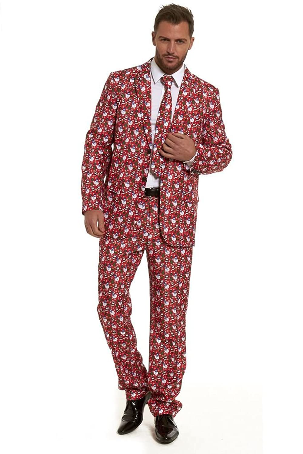 Lekeez® Stag Do Suit Christmas 2017 Novelty Fancy Stand Out Dress ...