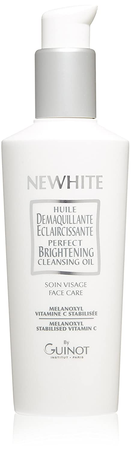 Guinot Newhite Perfetto Brightening Cleansing Oil 200 ml 3500465053001