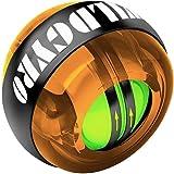 Onlyneed スナップボール オートスタート 自動回転モデル 握力 腕力 筋力 トレーニング リストトレーナー