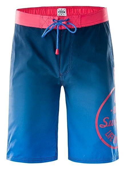 65442aded624 AquaWave Traje de Baño Shorts para Hombre - Ligero, de Secado Rápido ...