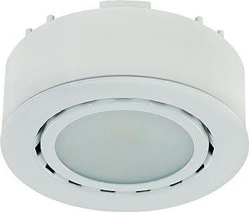 Liteline ucp led1 wh led puck light 12v white under counter liteline ucp led1 wh led puck light 12v white aloadofball Images