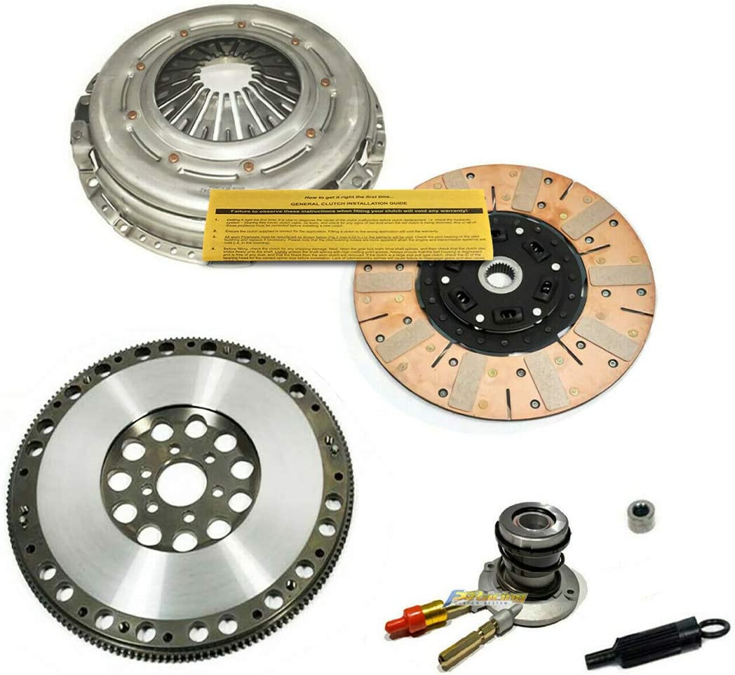 Bronco Standard Clutch Kit for F-Series 351CID Engines 1994-1997