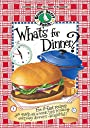 Whats For Dinner (Everyday Cookbook Collection)