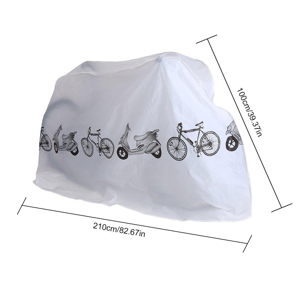 Mobility Scooter Cover Professioneller wasserdichter Rollstuhl-Regenschutz Langlebige Aufbewahrungsh/ülle zum Schutz Ihres Scooters