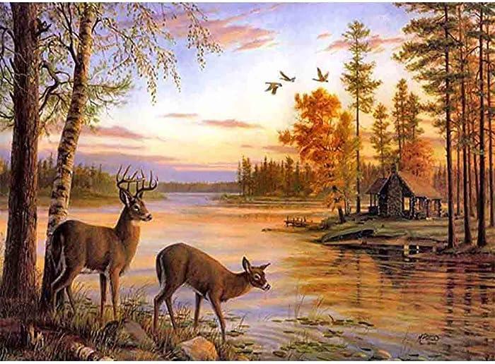 Top 9 Nature Diamond Painting