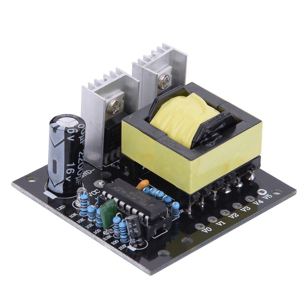 12v To 220v Dc To Ac Converter Circuit