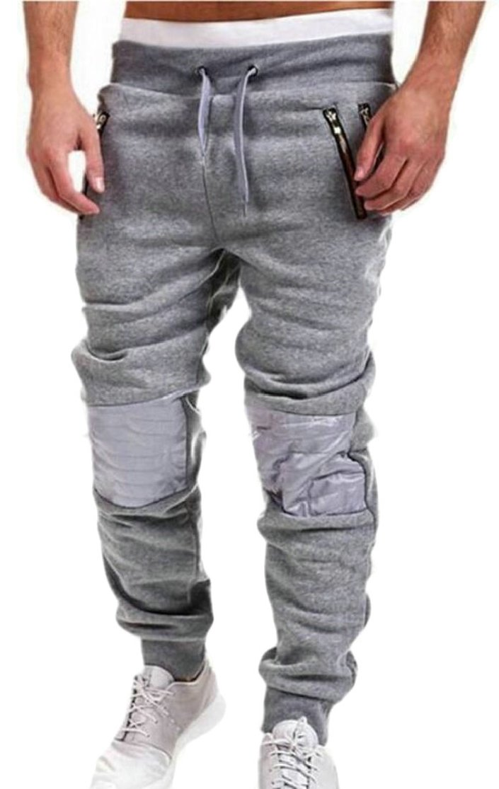 M/&S/&W Men Drawstring Camo Joggers Pants Sport Sweat Pants