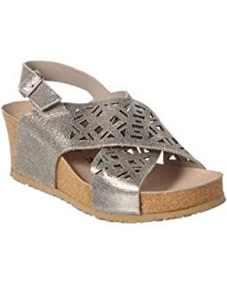 9041c5b9d2 Amazon.com | Mephisto Women's Lissandra Platform Dress Sandal | Shoes