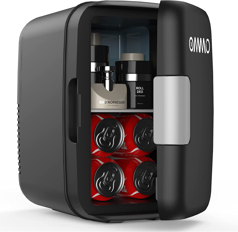 OMMO 6 L/8 Can Portable Beverage Fridge