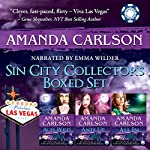 Sin City Collectors Boxed Set: Aces Wild, Ante Up, All in | Amanda Carlson