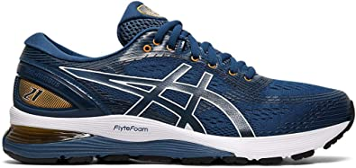 chaussure course a pied asics homme