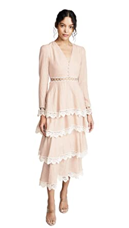 6dfe7bc1684 endless rose Women s Tiered Maxi Dress