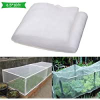 JN Greenhouse Protective Net Fruit Vegetables Care Cover Insect Net Plant Covers Protection Net Garden Control Anti-Bird…