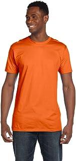 4980 T-Shirt Uomo Nano 1 Arancione + 1 Viola S