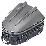 タナックス(TANAX) MOTOFIZZ バイクシートバック  シェルシートバックMT/カーボン柄 [容量10-14ℓ] MFK-238CA